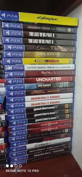 Juegos nuevos PS4 17/07/2021