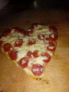 Solicito pizzero con ganas de trabajar