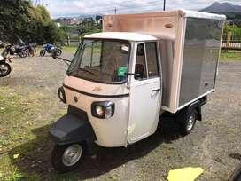 Motocarro Piaggio diesel furgon para estrenar