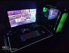 Pc Gamer con grafica basica