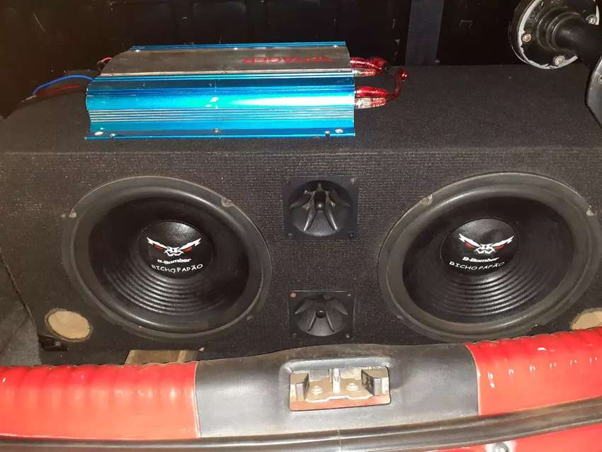 Vendo audio car 0