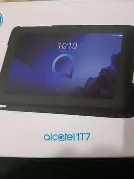 De venta tablet Alcatel nueva de paquete