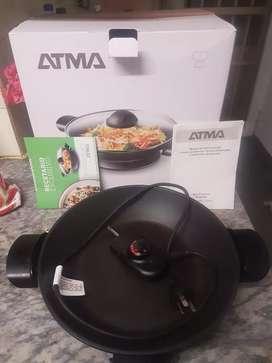 Sartén wok electrico