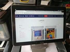 Samsung Note pro 12.2 pul 3 en RAM 32 GB ..detalle cámara funcional rápida