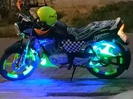 Vendo esta hermosa moto