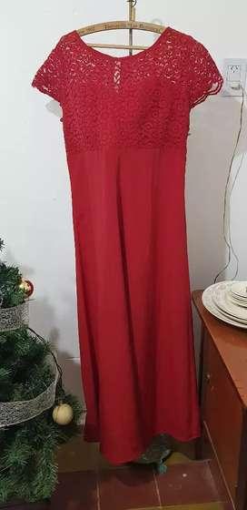 Vestido dama (segunda mano)