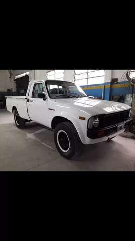 Toyota hilux no! Toyota stout