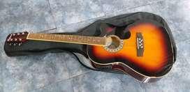 Guitarra Electroacústica Richmond