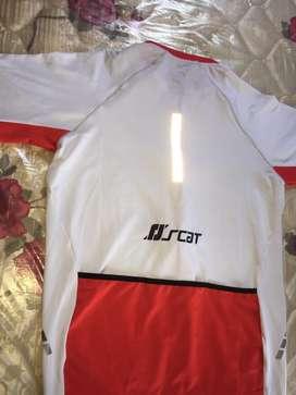 Remera Scat reflectivos Bici y Running ( T: L )