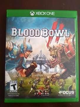 Blood Bowl 2 xbox one (original)