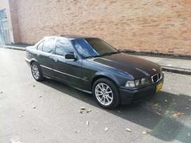 RECIBO MOTO O VEHÍCULO DE MENOR VALOR PERMUTO BMW 325i 1995 ALEMÁN MECANICO FULL EQUIPO