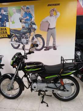 Auteco Bajaj Boxer Ct Cargo Mod 2020