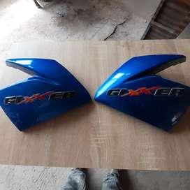 Vendo repuestos para moto quinqui pulsar gixxer