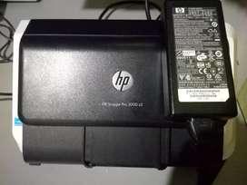 Escaner Scanjet pro3000 s2 totalmente funcional