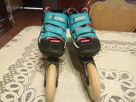Hermosos patines profecionales de venta