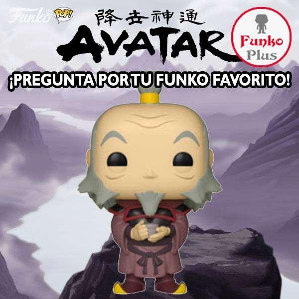 Funko Pop Avatar Iroh 0