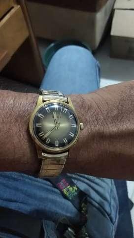 Antiguo reloj benrus automático Original garantizado