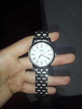 """Reloj """"Tissot"""" Suizo, Original garantizado."""
