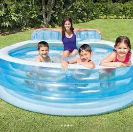 Piscinas familiares inflable