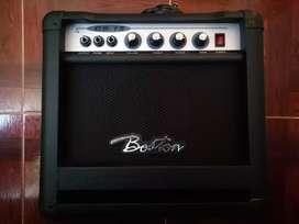 Amplificador bajo electrico BOSTON GB-15 - 15 WATTS