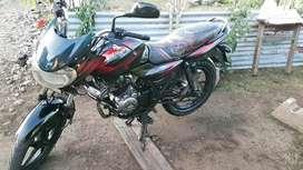 Vendo moto discover 125 10/10