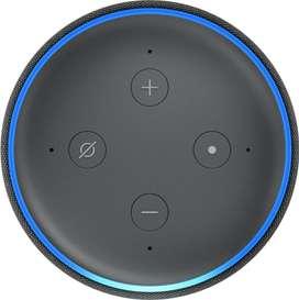 Amazon-Echo dot (3rd Gen)- Smart speaker with Alexa