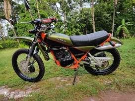 Yamaha calibmatic 176cc