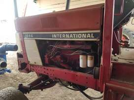 tractor internacional 1086