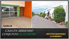 Casa En Arriendo Conjunto Guatapuri oriente Neiva
