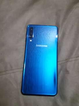 Vendo celular Samsung A 7 Sur De Quito