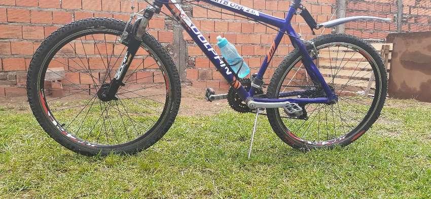 Bicicleta DOLPIN 0