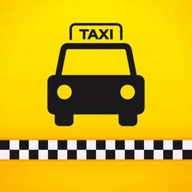 Se solicita conductor para taxi Chronos de coopebombas