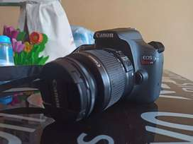 Se vende Camara  Canon T6