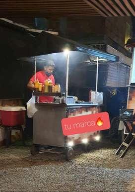 Food truck - carrito movil