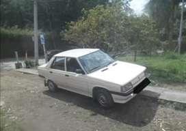 Renault 9 con papeles al dia