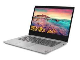 "Notebook Lenovo 15,6""  Ryzen 3 3200u Garantía Oficial La Plata"