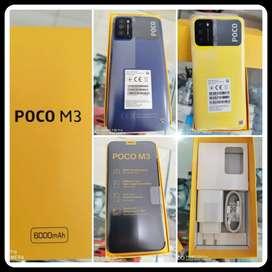 Xiaomi Poco M3 en cuotas con tarjeta de crédito