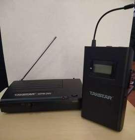 Sistema Inalámbrico Takstar WPM-200