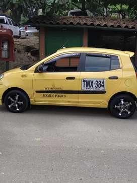 GANGA VENCAMBIO taxi con cupo placas de Envigado. NEGOCIABLE