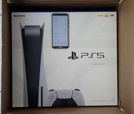 Consola PS5 [Nueva/Sellada]