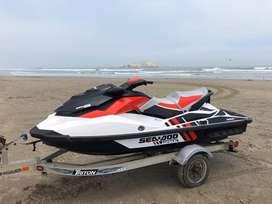 Moto acuatica Sea Doo wake 155 2013