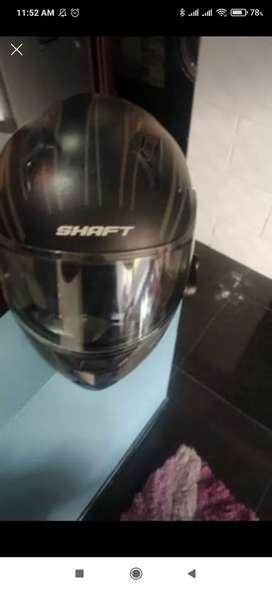 Vendo casco con intercomunicador