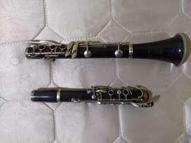 Se vende clarinete Selmer Bundy,año 1977
