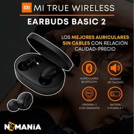 EARBUDS BASIC 2 XIAOMI AURICULARES BLUETOOTHH