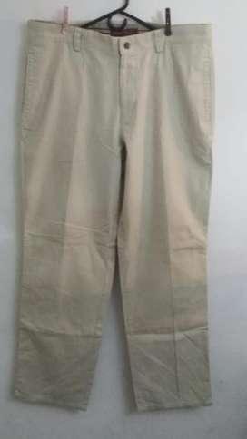 Pantalon hombre Talla 36