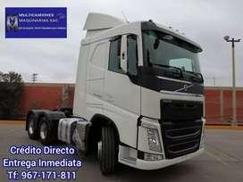 Camión Tracto Remolcador Volvo Fh 500 HP año modelo 2020