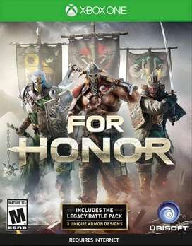 Videojuego For Honor Xbox One