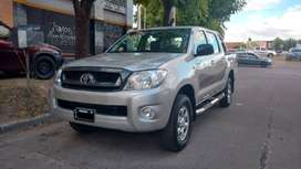 Toyota Hilux 2.5 Dx Cab Doble 4x4 2010