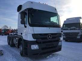 Mercedes-Benz Actros 2641 LS (6x4)(2018)(47549km) cabezal