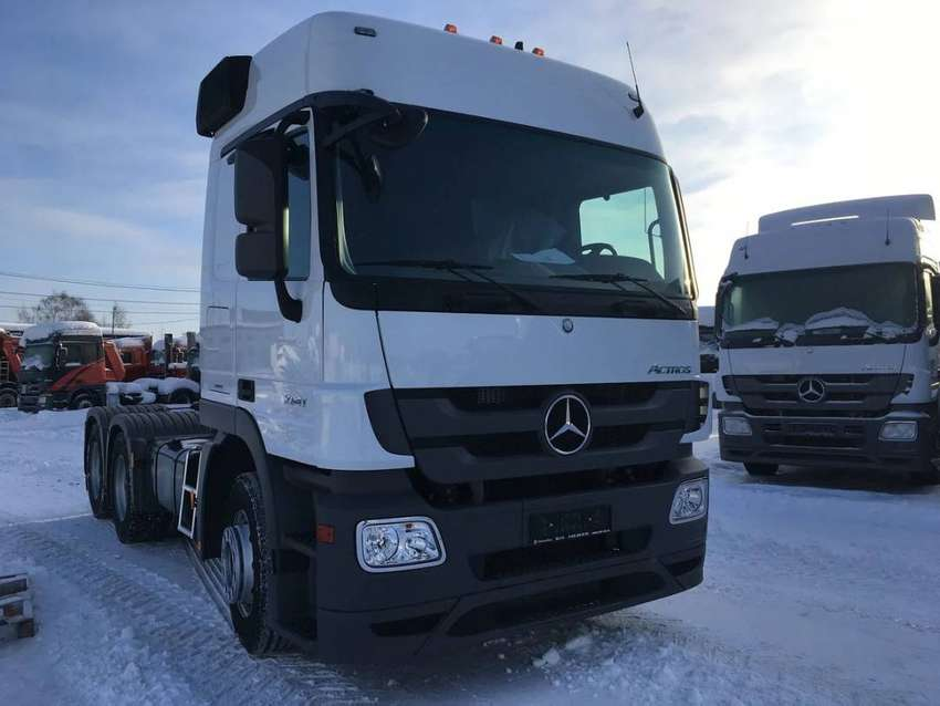 Mercedes-Benz Actros 2641 LS (6x4)(2018)(47549km) cabezal 0